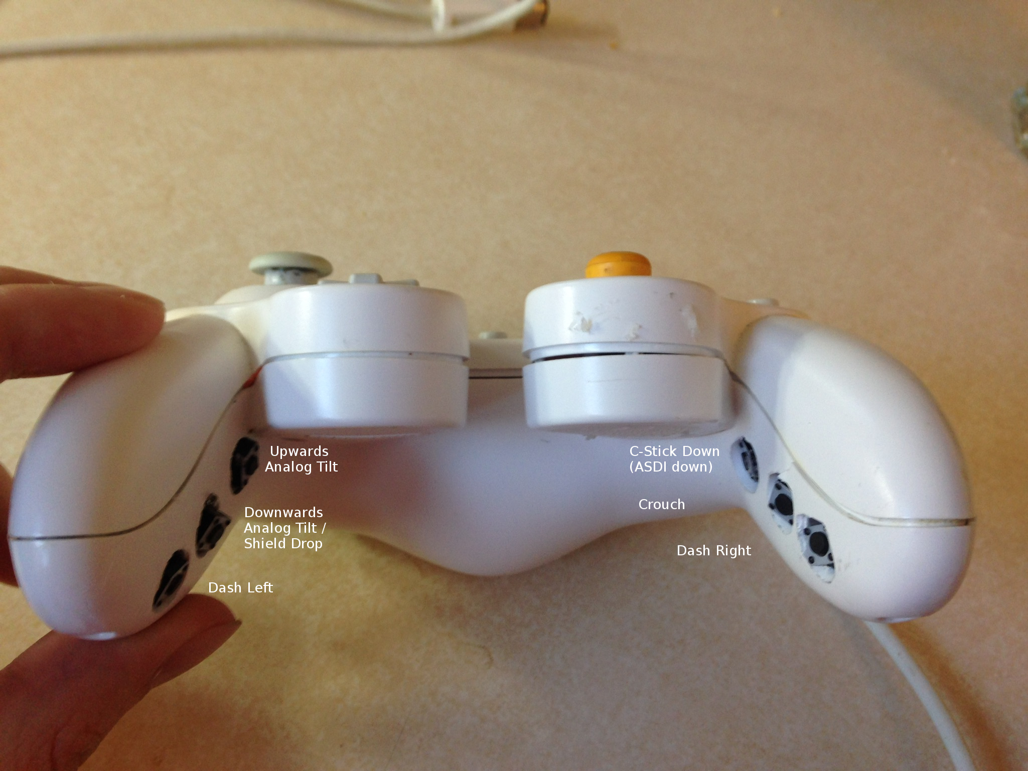 Hitbox Gamecube Controller Wiring Diagram Right Stick Results3